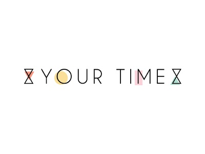 Your Time  portugal graphic communication design graphic design design branding brand logotype logo