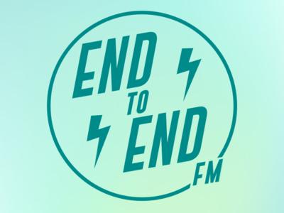 ENDTOEND.FM Podcast logo