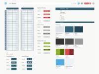 Limpid Markets UI styleguide