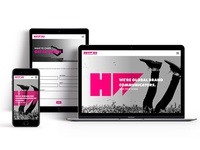 Hotwire website design