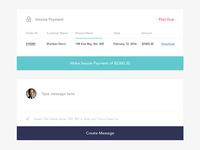 Invoice & Discussion