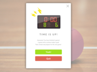 Daily UI #016 Popup