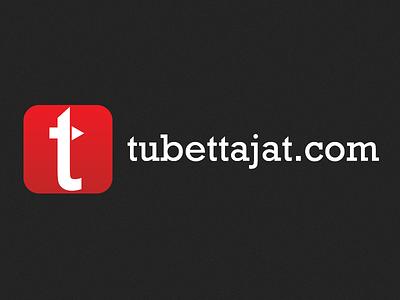 Tubettajat design logo design service video internet logotype logo