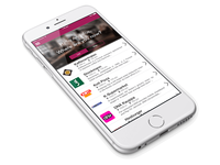 Feedback app redesign