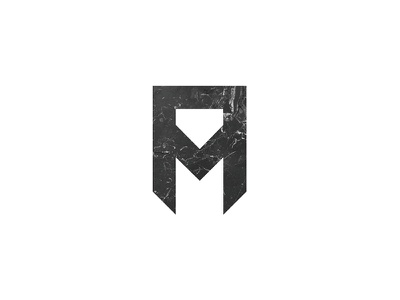 M + A shot first debuts monogram identity branding personal