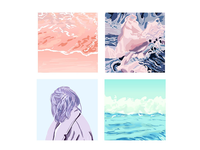 Pastel studies