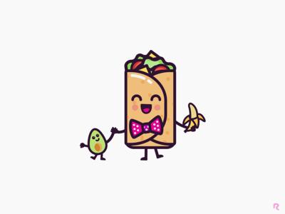 Brand Heroes - Burrito&Avocado