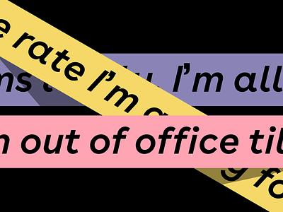 Drag&drop like it's hot #3 design behance key visual headline slogan ribbon shadow identity stripes typography minimal branding