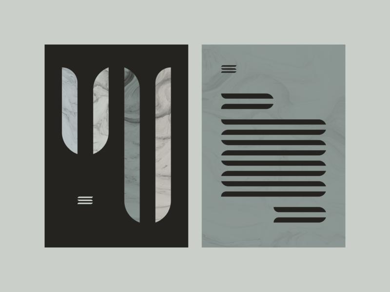 Saiens 2 mask paper print s color palette color brutalism marble key visual document texture illustration mark icon minimal branding logo