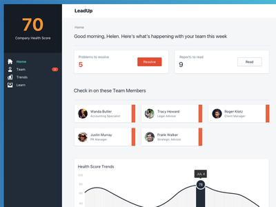 Team Management Prototype