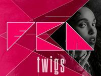 FKA twigs MOTION GRAPHICS & LOGO