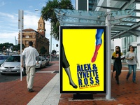 ALEX ROSS EXHIBITION DESIGN