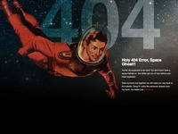 Big Bad 404 Page