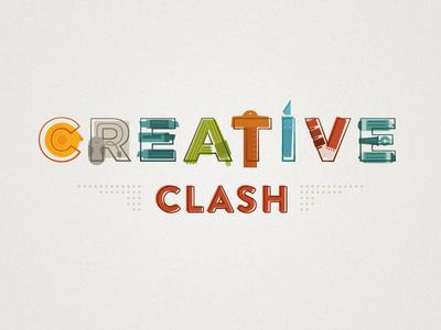 Creative Clash Logo