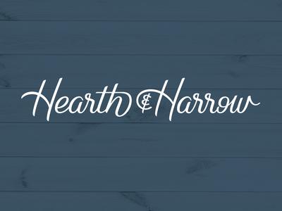 Hearth & Harrow Logo