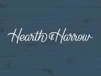 Hearth & Harrow Logo