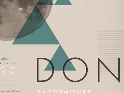 Dp Saxophone Recital