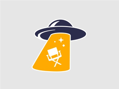 The end of Sci fi forsale stickers lost tshirtdesign tshirt humor space chair hollywood abduction film director scifi ufo