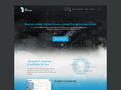 THE FIRST ANGLE Home Page
