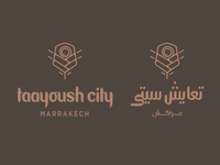 Taayoush City Marrakech Branding