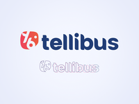 Tellibus Logo (rebranding)