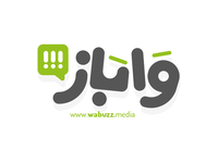 wabuzz, viral arabic media brand logo