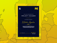 YallahNchoufo official certificate