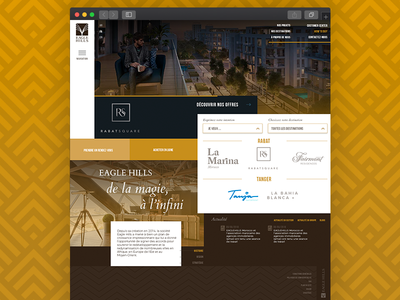 Home page Eagle Hills