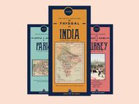 BERINVIA custom travelers gift (print)