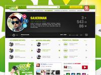 MIXTAPE HIT RADIO - Profil page