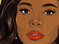 Gabrielle Union portrait