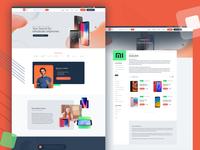 Phone wholesale webdesign