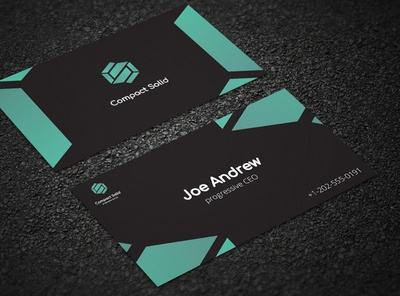 Startup business card minimal logo lettering flat typography type vector branding design