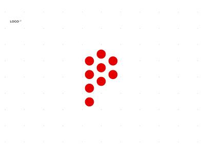 POP UP Sarajevo • Visual Identity / LOGO dot monogram brand logo design festival event advertising minimal flat web app icon typography ux vector branding ui logo design illustration