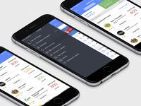 iOS app for ZR