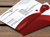 Polygon Underwriting Business Cards