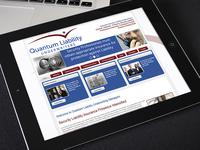 Quantum Liability Underwriters Web Design