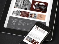 Legal Sense Web Design
