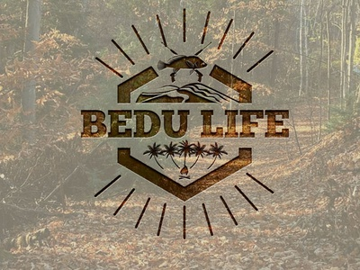 Bedu Life Hipster Outdoor Company