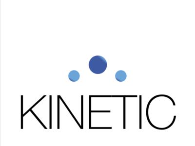 Kinetic yoga instructor logo