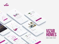 Vizar Homes App Preview