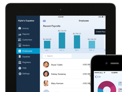 QuickBooks Payroll for iOS