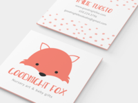 GoodnightFox Logo