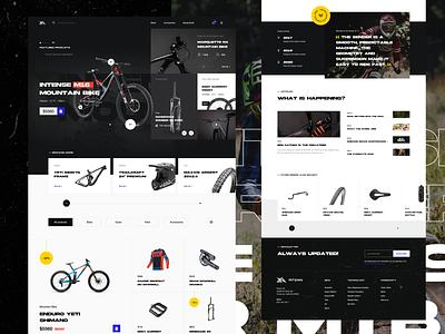 Mountain Bike Online Store Exploration 3 mountain bike bike store downhill online store online shop ecommerce