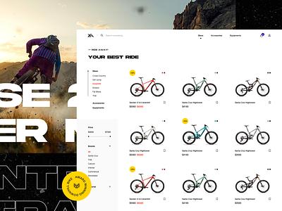 Mountain Bike Online Store Exploration 4 mountain bike online shop ecommerce downhill bike bike store