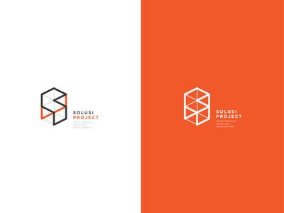Agency Logo agencies mark branding geometric line illustration logo