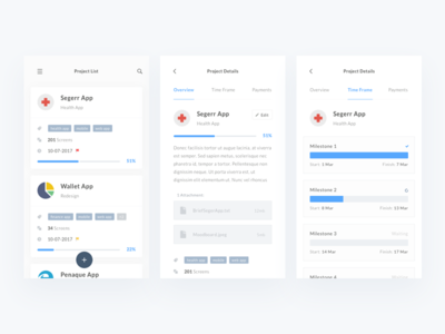 Personal Project Management
