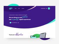 Sixtytwo Website: Intro