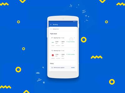 Tiket Dribbble 1 checkout vacations flights booking app hotel app ticket app ticket booking