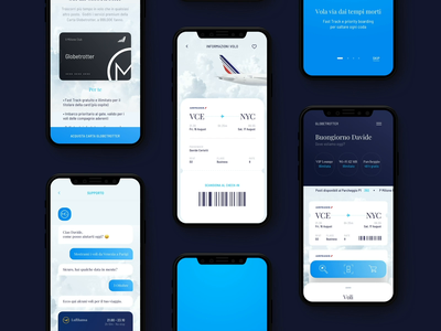 IL MILIONE CLUB - App travel flight app flight venezia airport